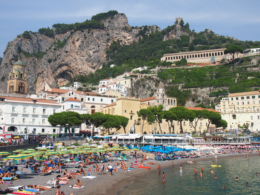 Von Sorrento bis Minori - Roadtrip an der Costiera Amalfitana 20