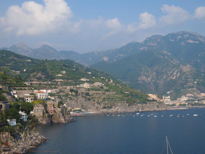 Von Sorrento bis Minori - Roadtrip an der Costiera Amalfitana 1