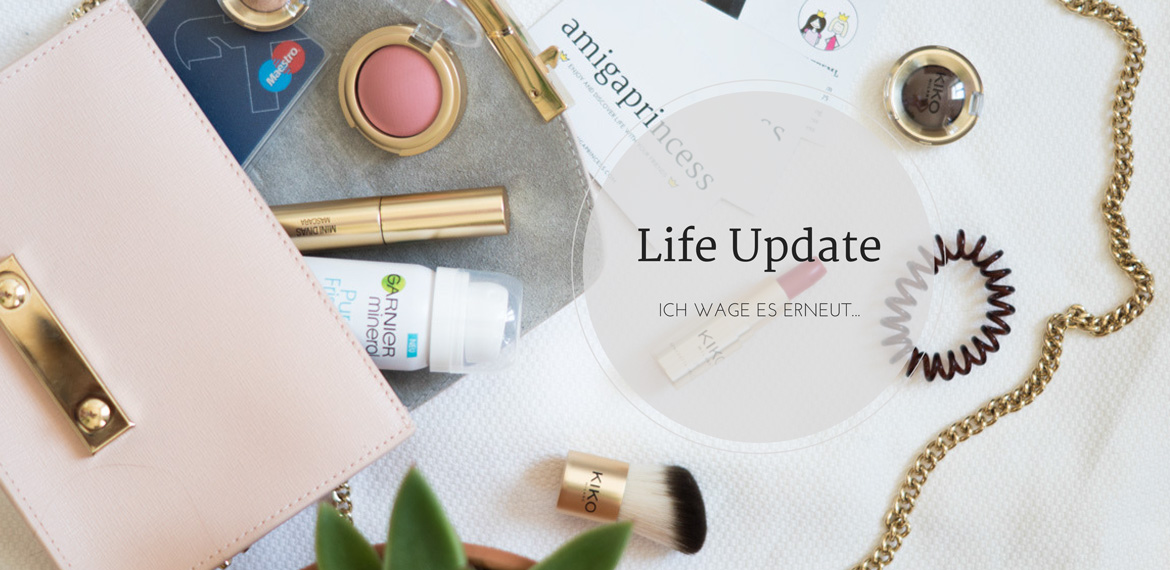 Life Update + KIKO Milano Mini Divas, make up, life, selbststädnig, selfemployed, bloggerlife