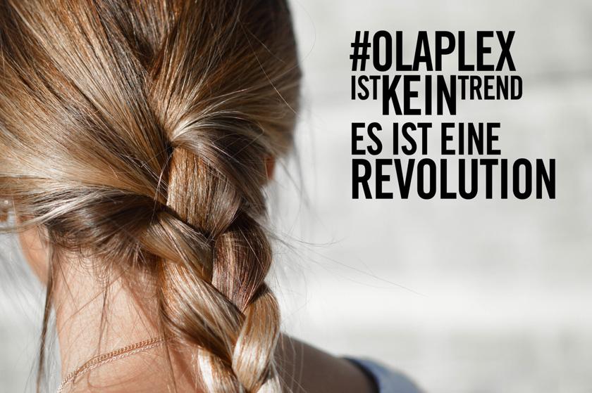 OLAPLEX Rebuild* - Erfahrungsbericht 1