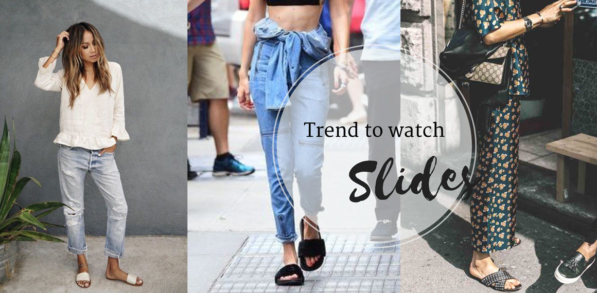 Trend to watch: Slides, Adiletten, Summer 2017, Musthave, Trendschuh, shoes, outfit inspo, inspiration, how to style, summer essential, amgiaprincess, fashion, pantoletten, schuhe