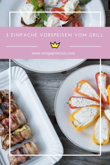 3 einfache Vorspeisen vom Grill* 12