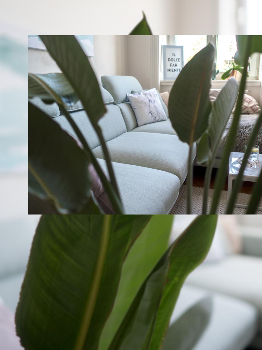 Wohnzimmer Update* - Hello mint & marble 11