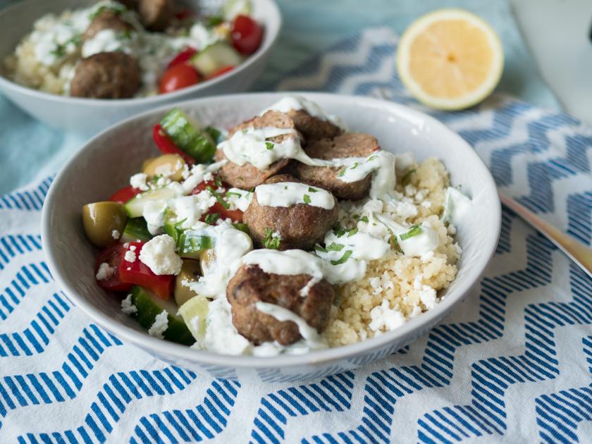 Griechische Foodbowl 6