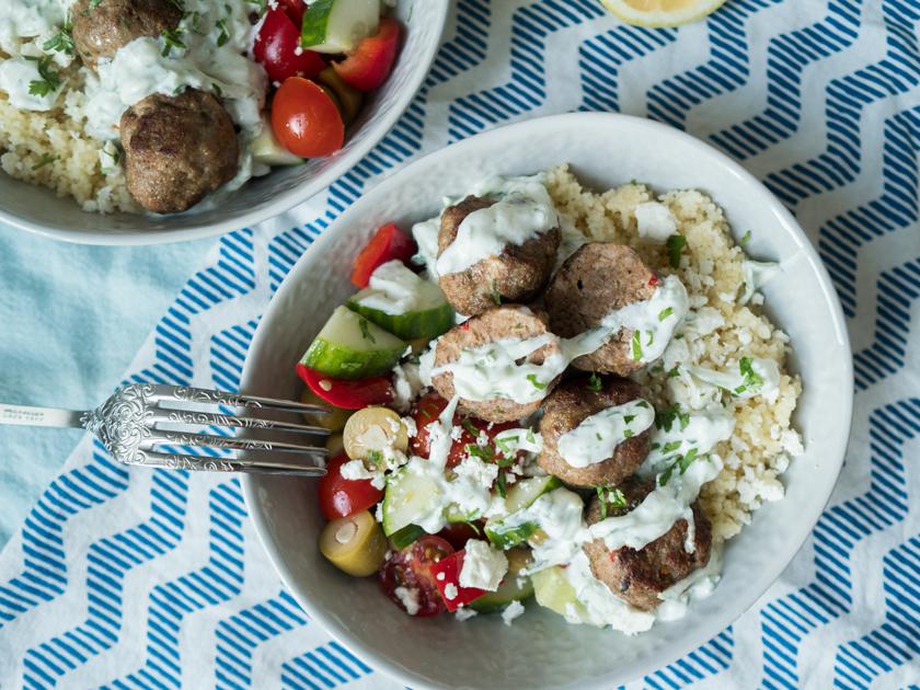 Griechische Foodbowl 5