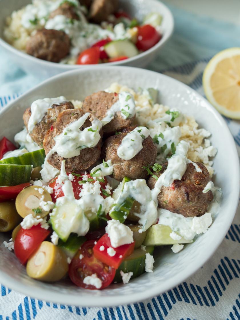 Griechische Foodbowl 4