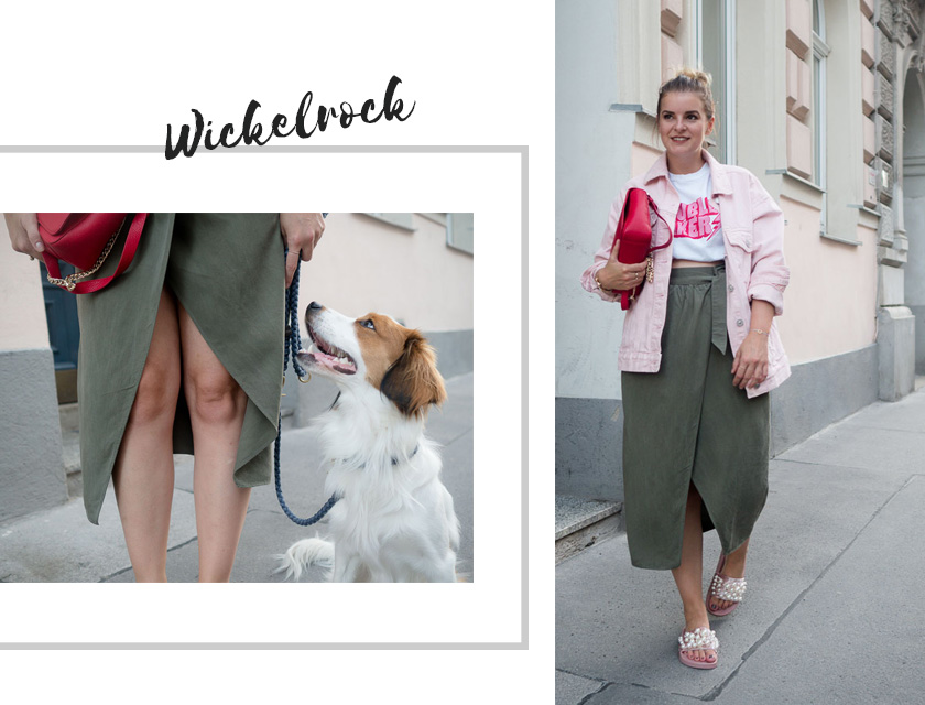 One Trend - Different Styles: Wickelrock 1