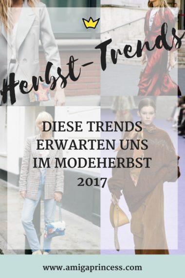 Herbst-Trends 2017 - alle Modetrends auf einen Blick 1