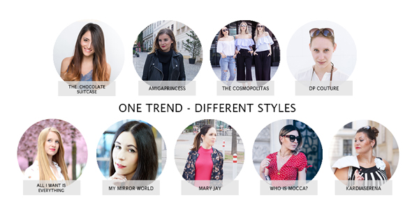 One Trend - Different Styles: Wickelrock 16