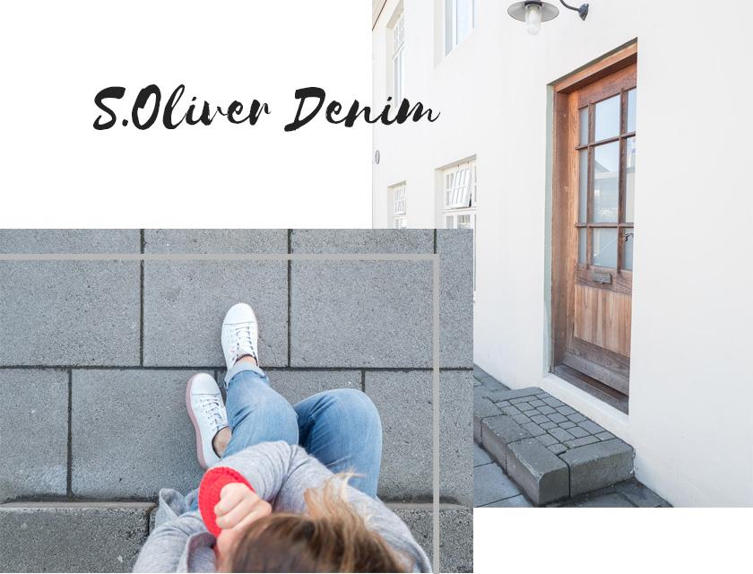 #ootw: in s.Oliver Denim* durch Reykjavik 2