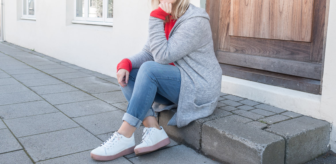 #ootw: in s.Oliver Denim durch Reykjavik, Herbst-Outfit in Jeans und Strick, Casual Style, Citytrip Outfit, Fashionblogger, www.amigaprincess.com