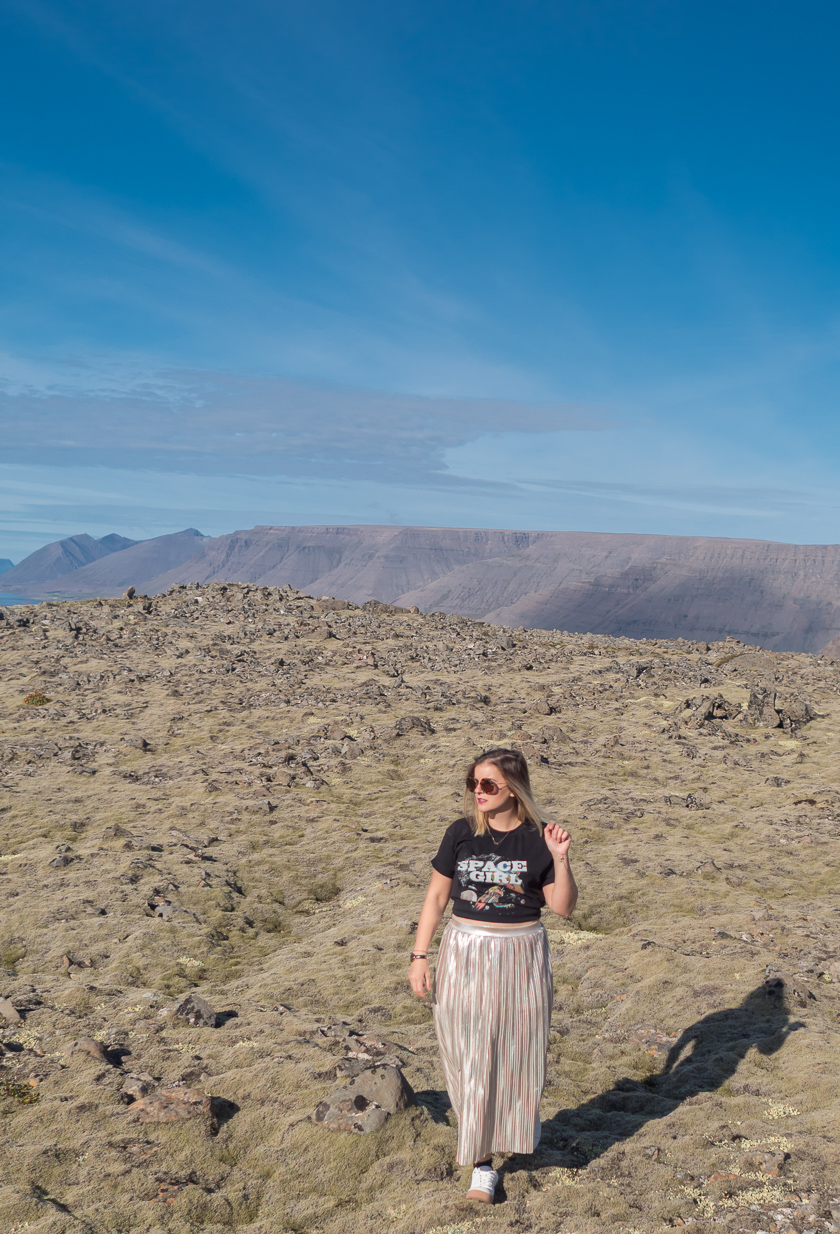#ootw: Space Girl in Iceland 6