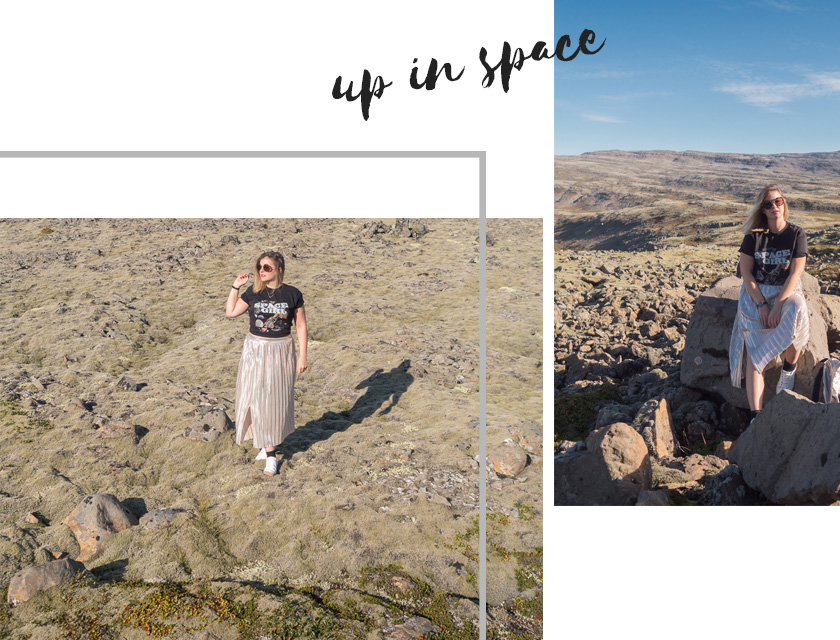 #ootw: Space Girl in Iceland 9