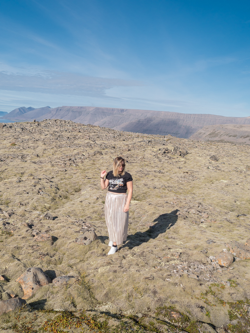 #ootw: Space Girl in Iceland 13