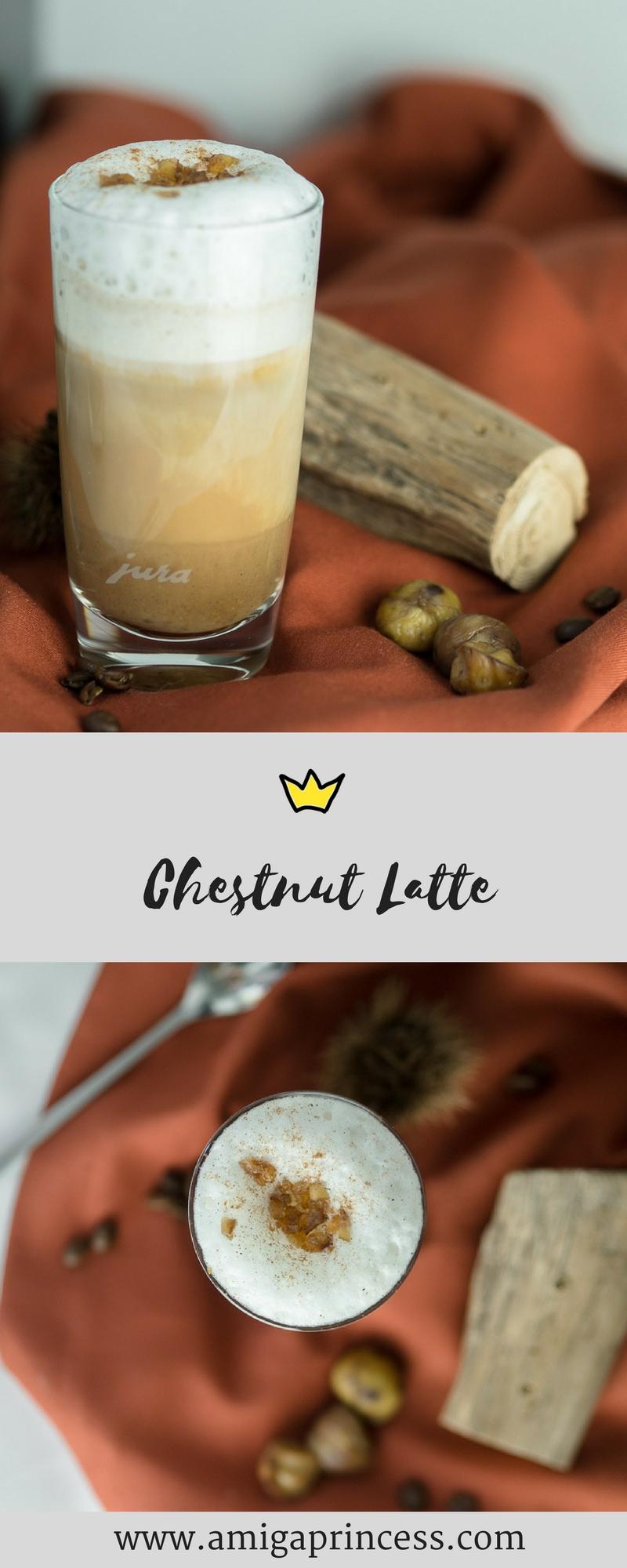 Chestnut Latte* - Herbst im Glas 12