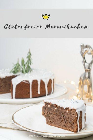 Glutenfreier Maronikuchen 3
