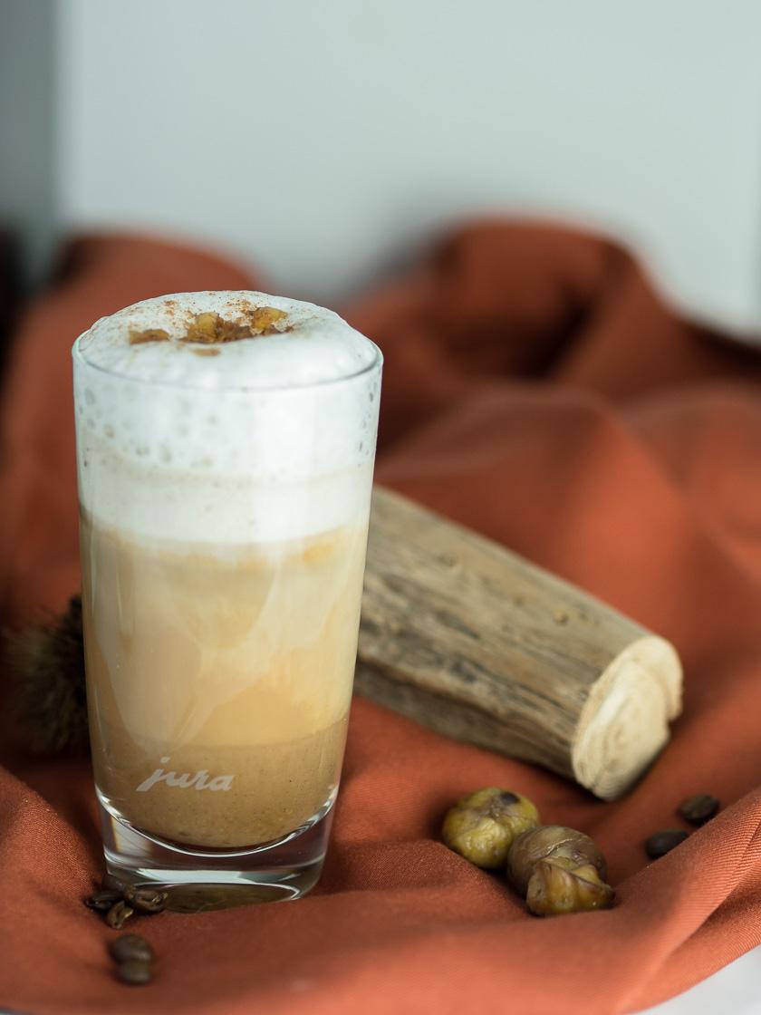 chestnut latte herbst im glas amigaprincess. Black Bedroom Furniture Sets. Home Design Ideas