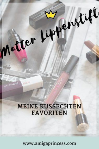 Matter Lippenstift - meine langanhaltenden und kussechten Favoriten 11
