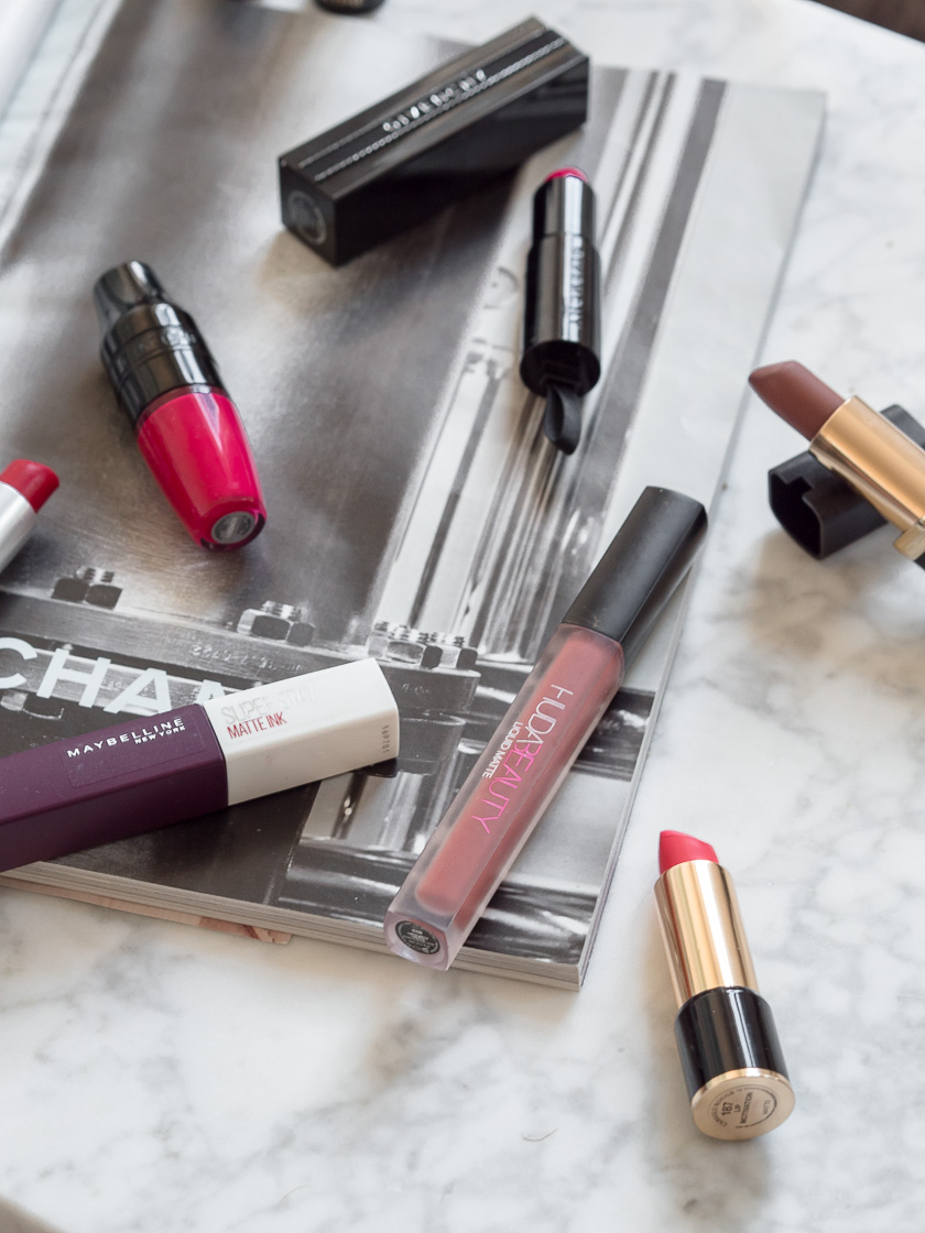 Matter Lippenstift - meine langanhaltenden und kussechten Favoriten 3