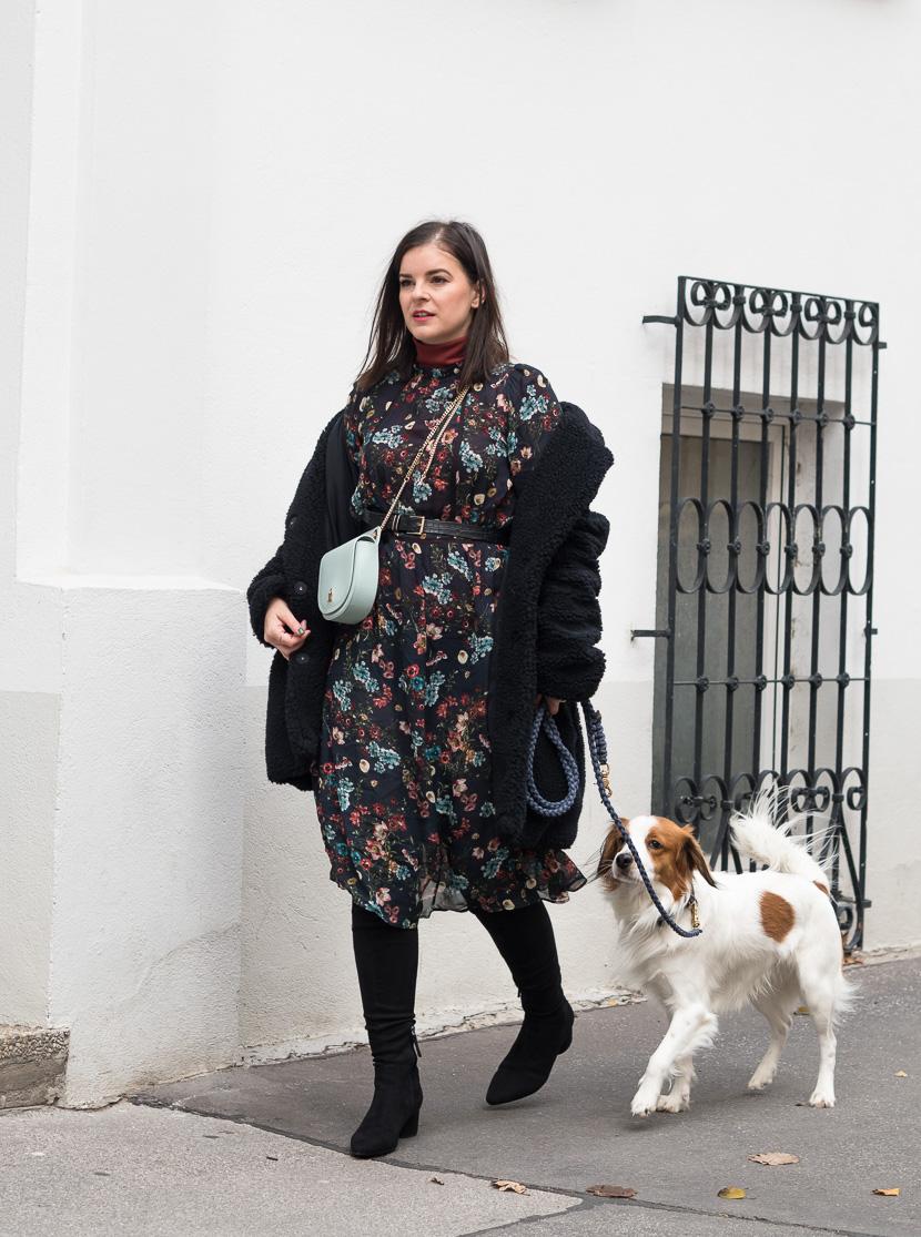 Midikleid im Herbst tragen - Styling-Tipps und Outfit-Inspo 🍂 12