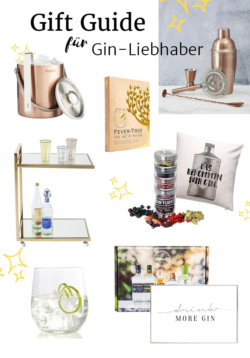 Gift Guide für Gin-Liebhaber 1