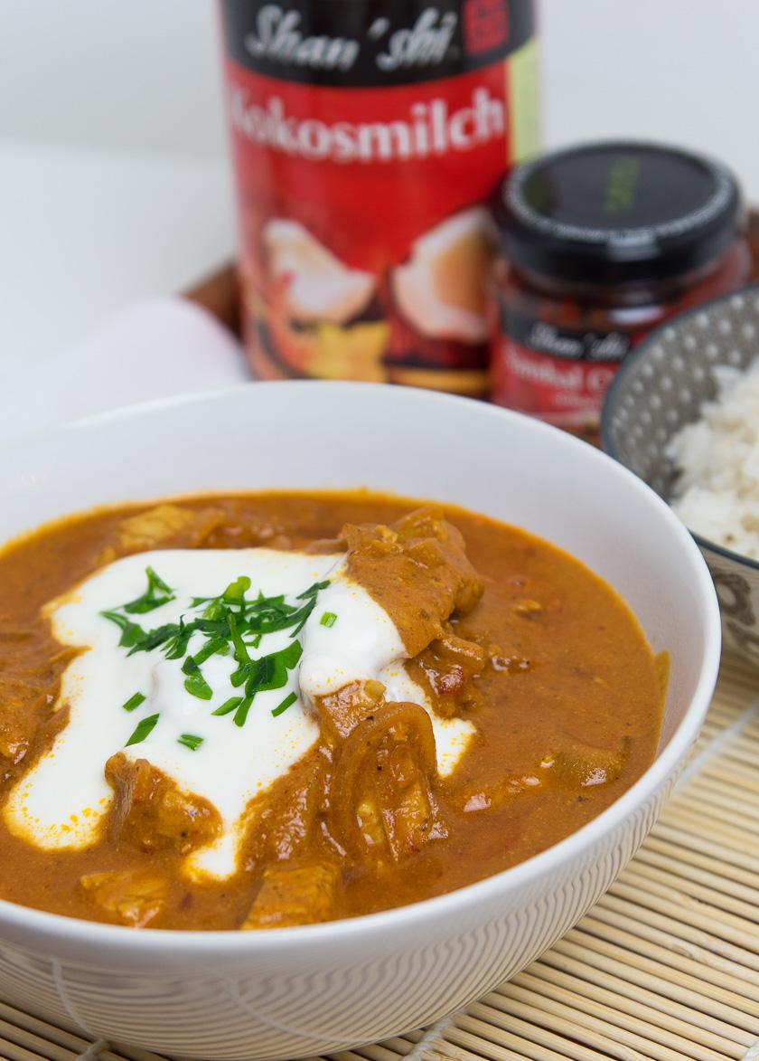 Chicken Tikka Masala - schnell und einfach 5