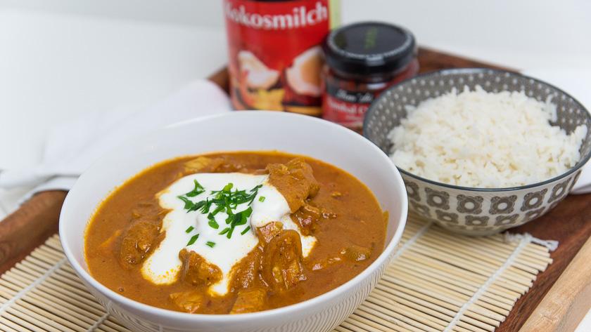 Chicken Tikka Masala - schnell und einfach 1