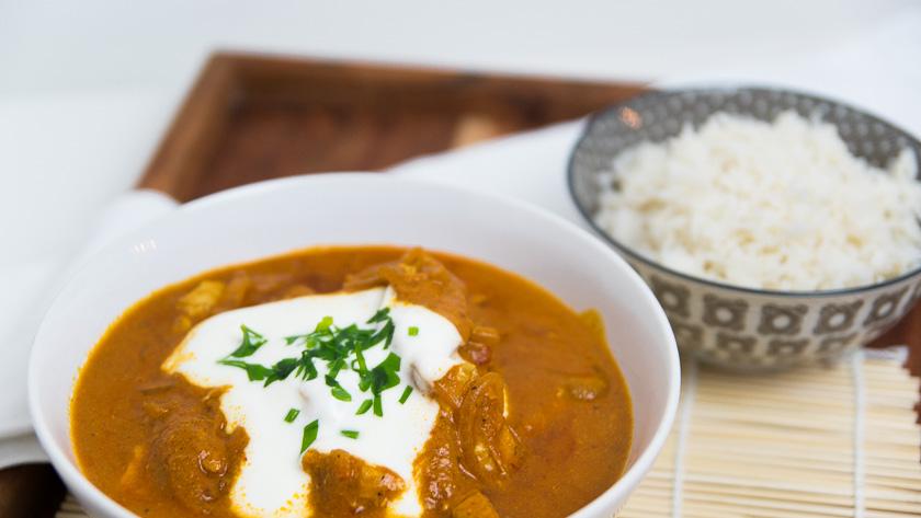 Chicken Tikka Masala - schnell und einfach 4