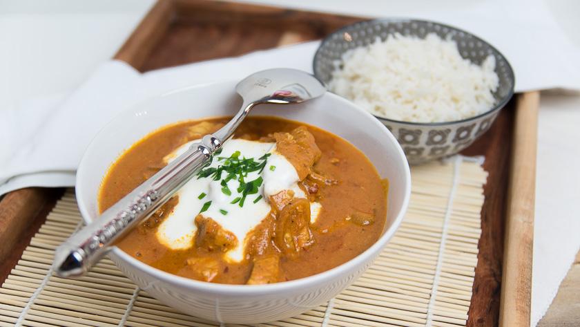 Chicken Tikka Masala - schnell und einfach 2