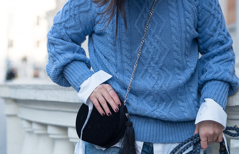 One Trend - Different Styles: a little bit of velvet 7