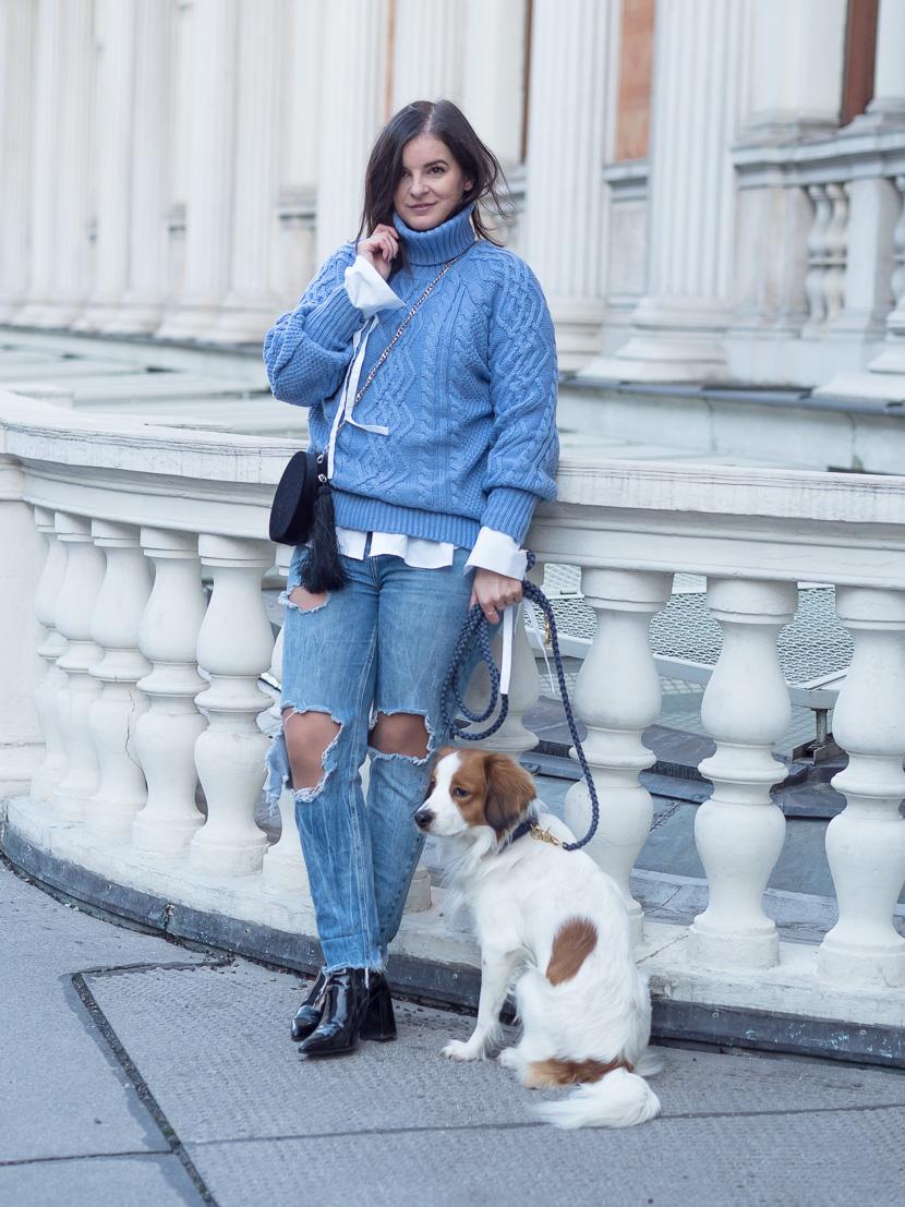 One Trend - Different Styles: a little bit of velvet 6