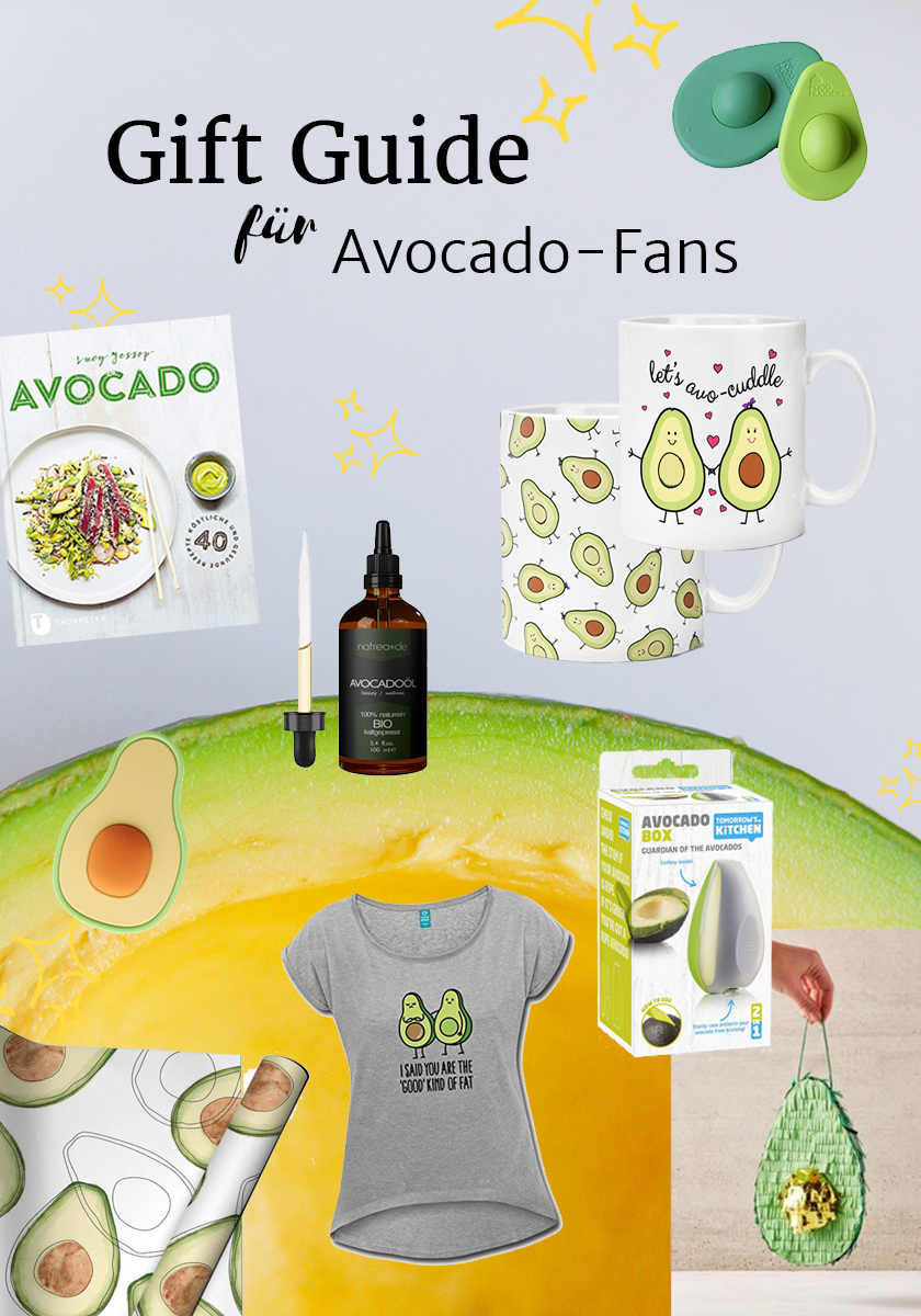 Gift Guide für Avocado-Fans 1