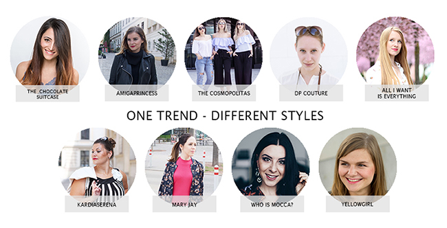 Glencheck Trendreport: One Trend - Different Styles 15