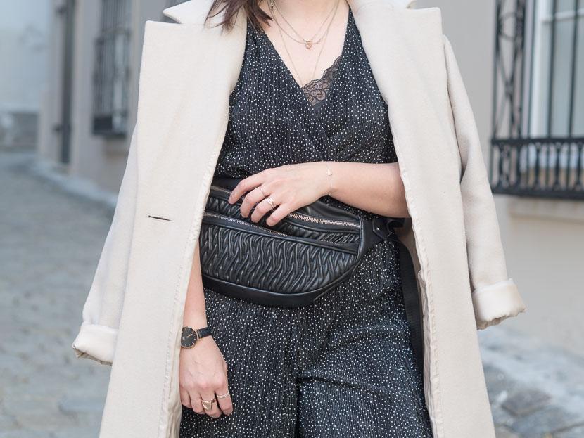 Outfit: der perfekte beige Mantel via Zalando Lounge* 10