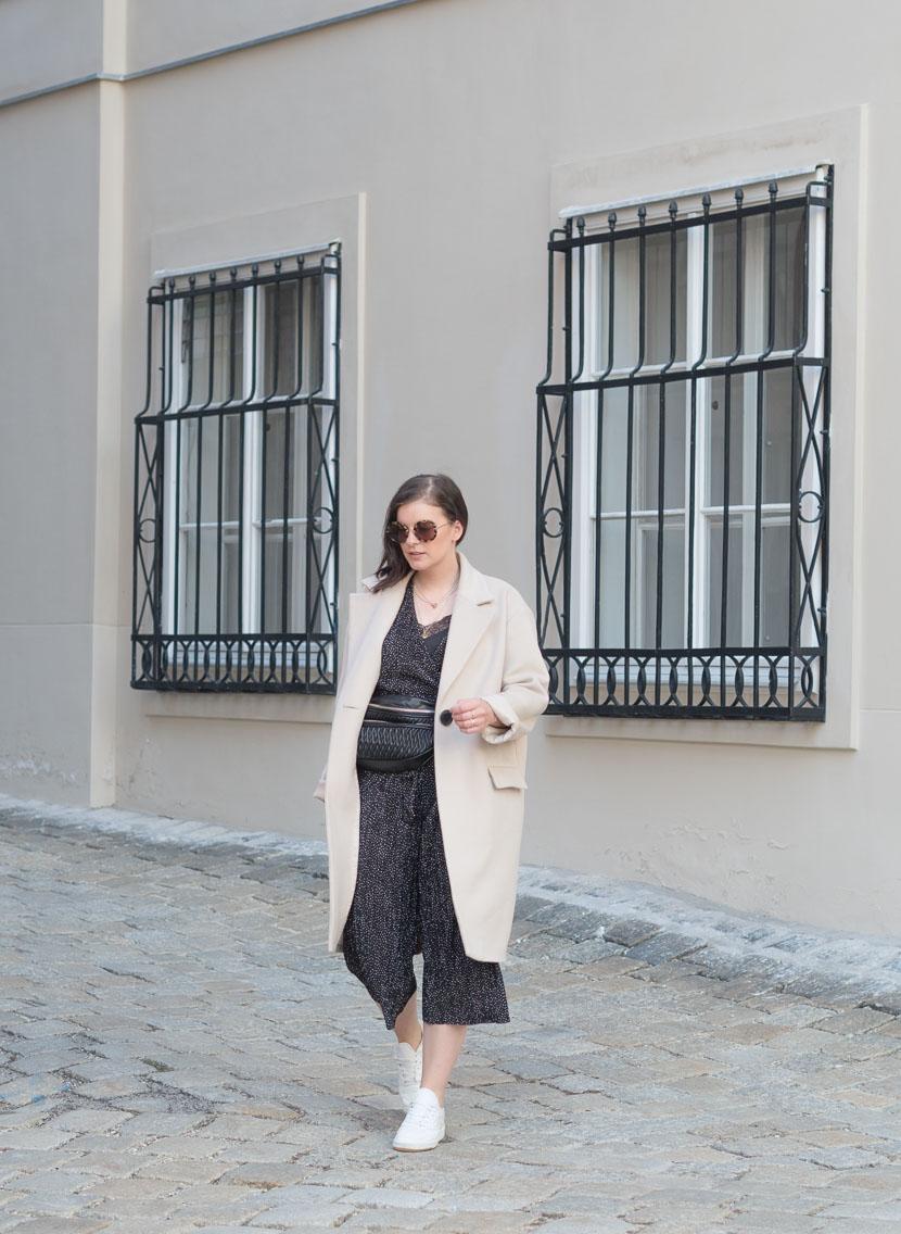 Outfit: der perfekte beige Mantel via Zalando Lounge* 6