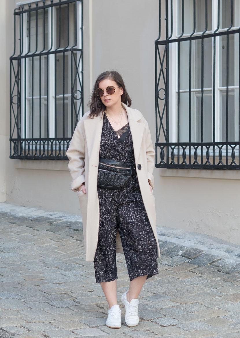 Outfit: der perfekte beige Mantel via Zalando Lounge* 13