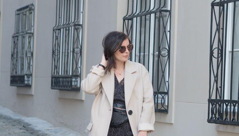 Outfit: der perfekte beige Mantel via Zalando Lounge* 8