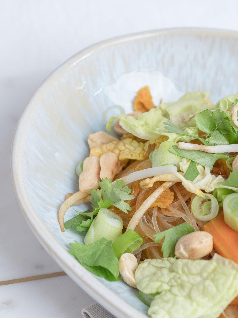 One Pot Glasnudel Sugo Curry mit FELIX Sugo Streetfood Style* 2