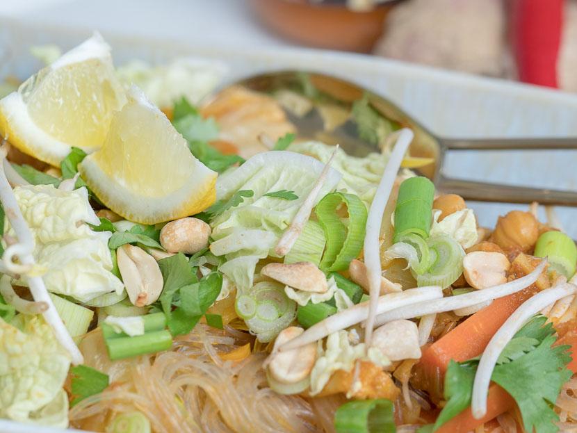 One Pot Glasnudel Sugo Curry mit FELIX Sugo Streetfood Style* 10