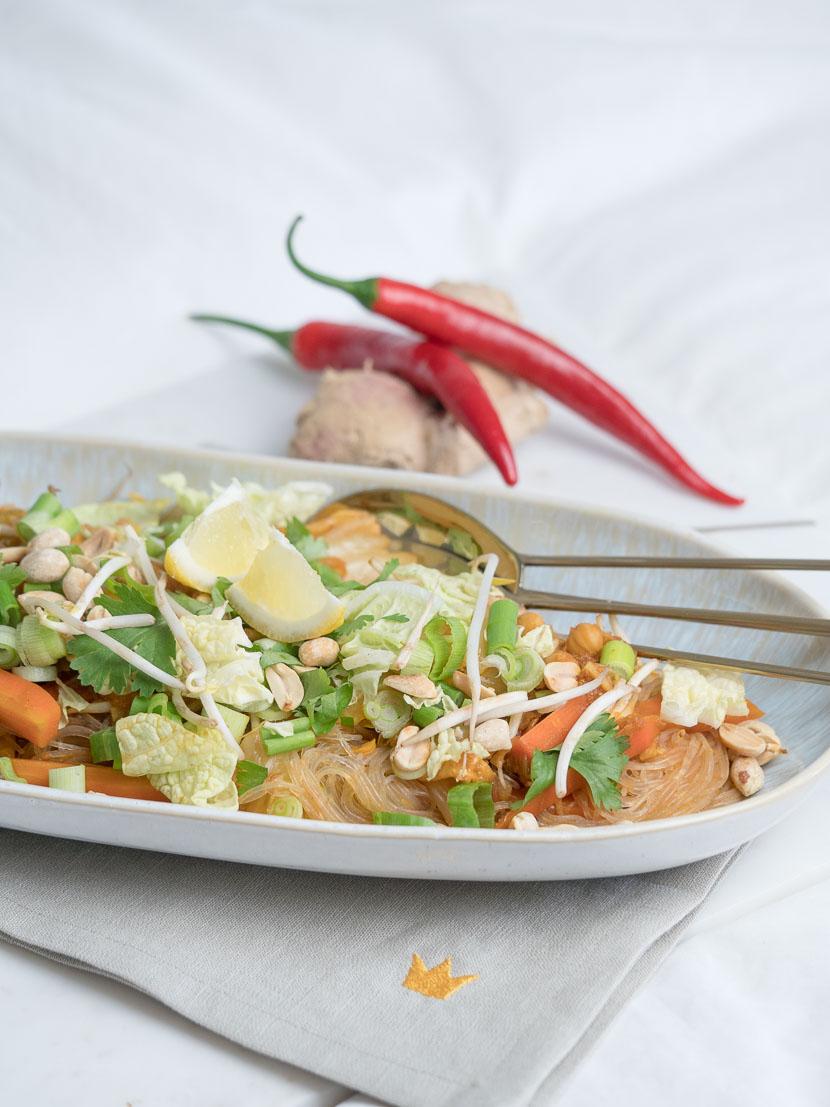 One Pot Glasnudel Sugo Curry mit FELIX Sugo Streetfood Style* 3