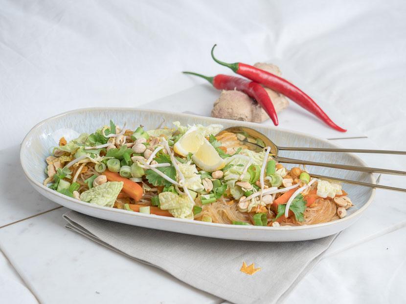 One Pot Glasnudel Sugo Curry mit FELIX Sugo Streetfood Style* 8