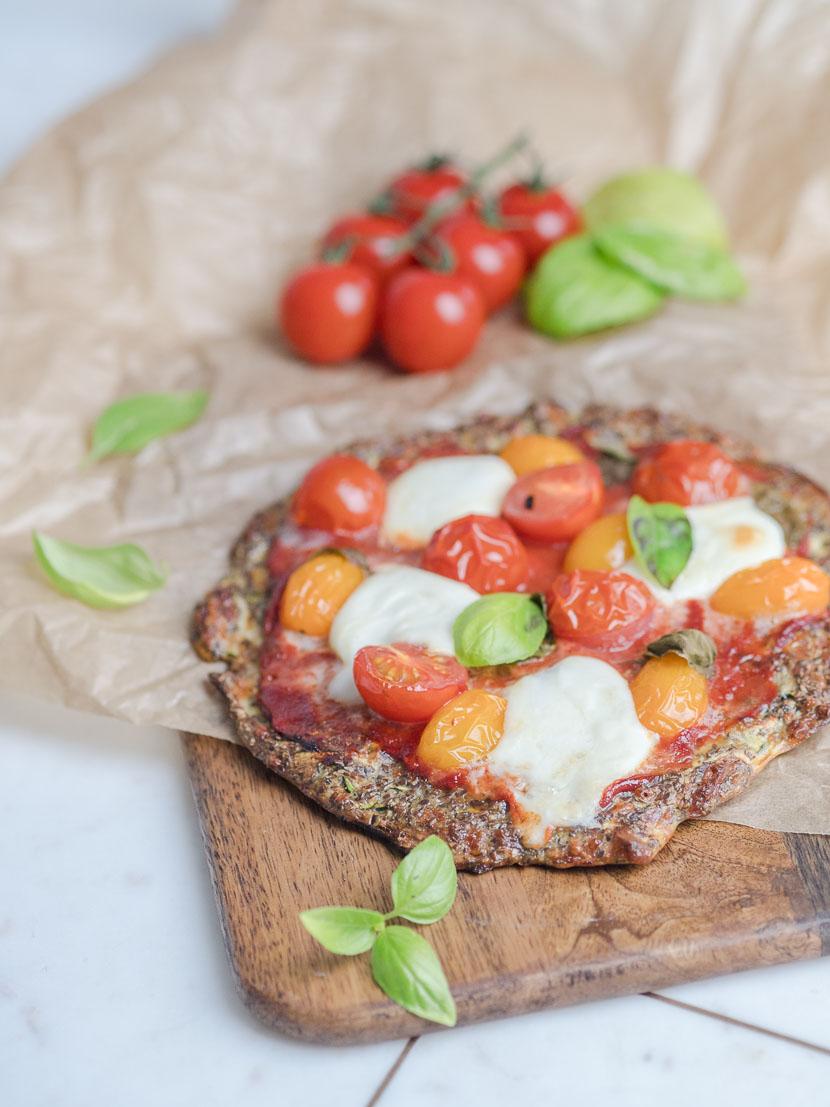 Leinsamen - das heimische Superfood   inkl. Pizzateig Rezept 7