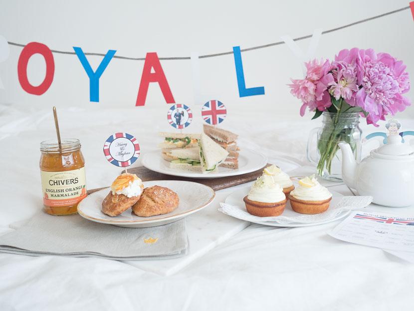 Royal Wedding Brunch - Last Minute Rezepte und DIY Deko 10