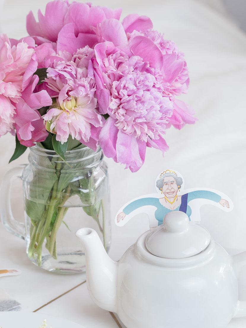 Royal Wedding Brunch - Last Minute Rezepte und DIY Deko 3