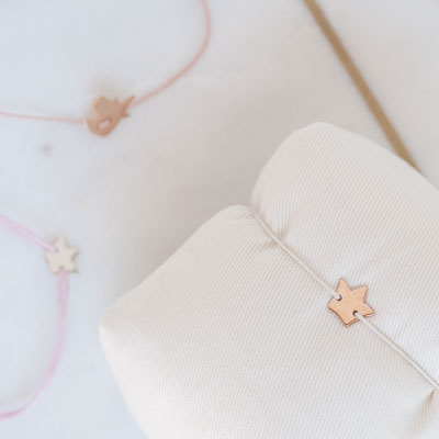 Armband Krone - roségold 2