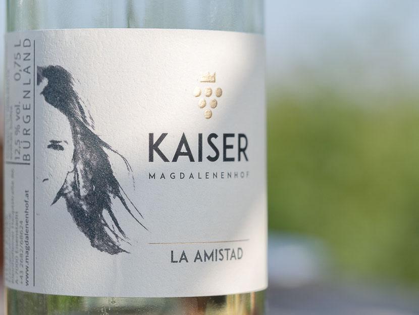 La Amistad - so kam es zu meinem eigenen Wein 2