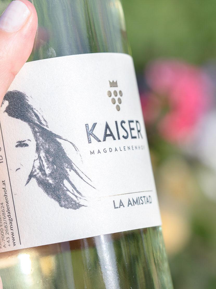 La Amistad - so kam es zu meinem eigenen Wein 13
