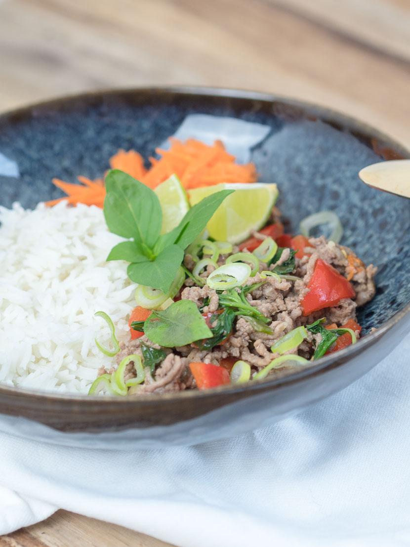 Thai Basil Beef 2