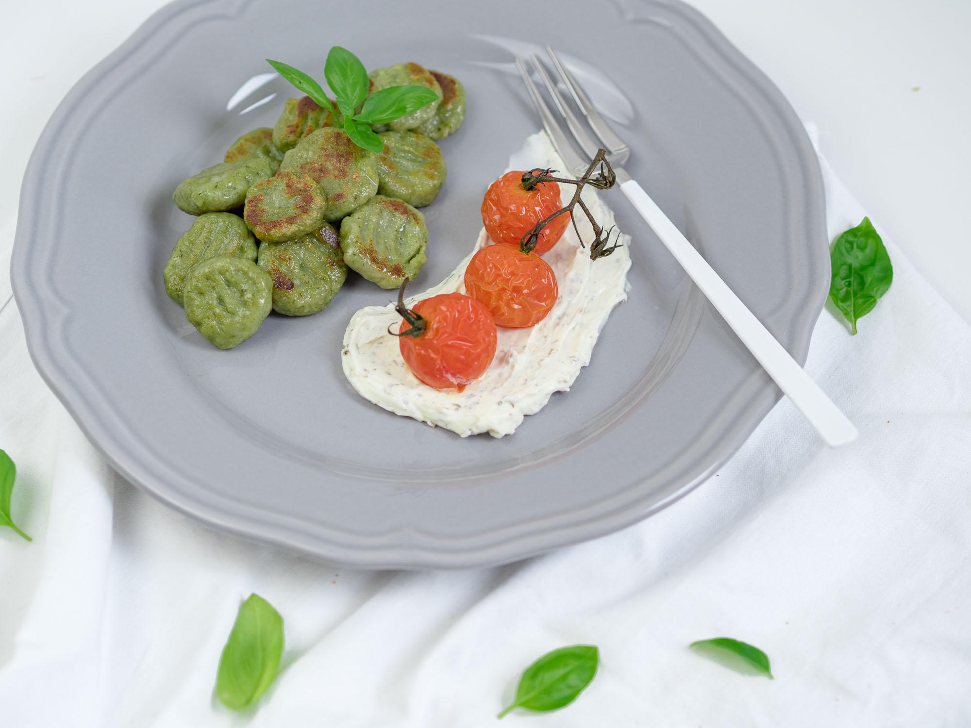 Ein Dinner mit Philadelphia - inkl. Basilikum Gnocchi Rezept* 12