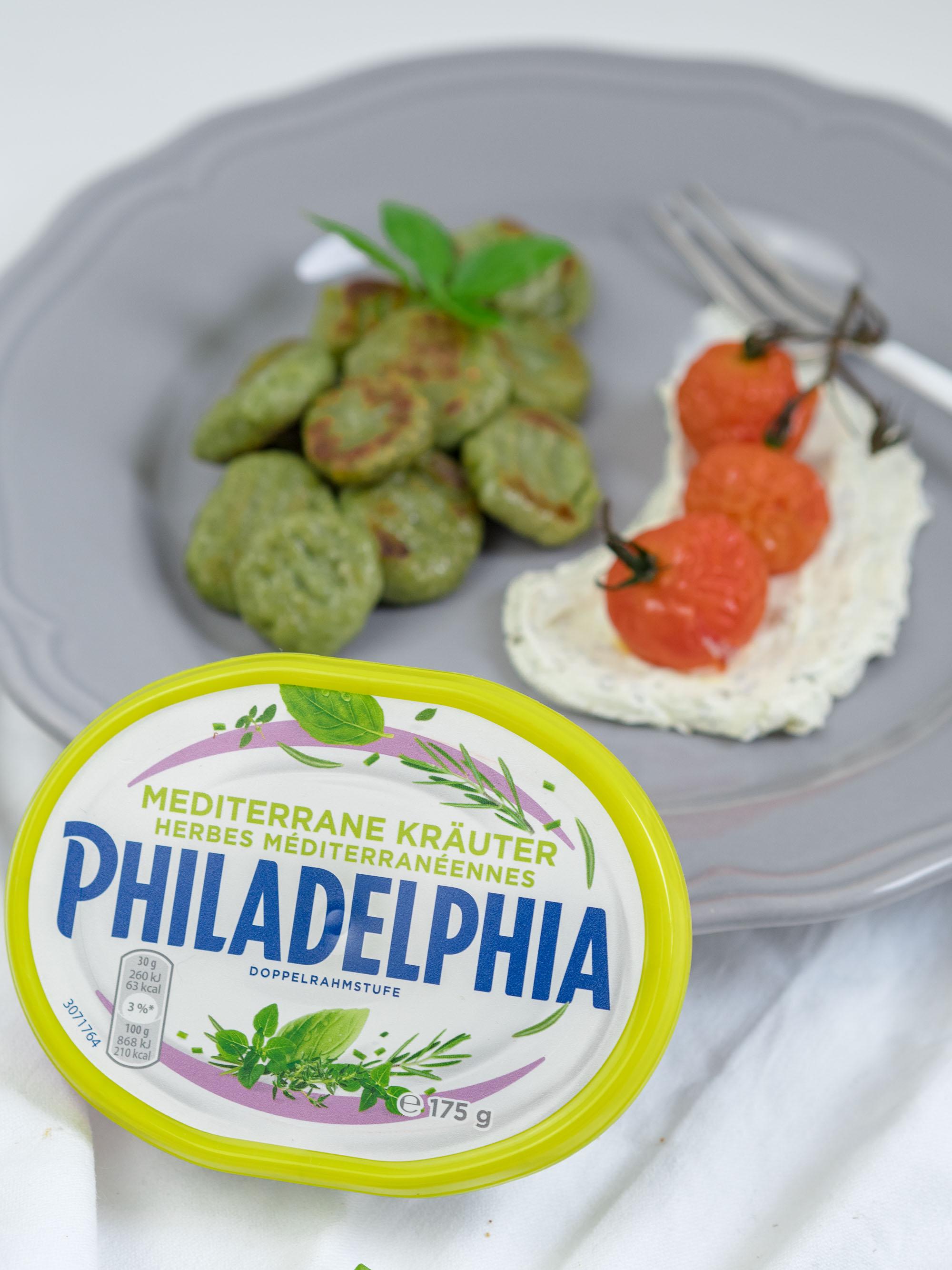 Ein Dinner mit Philadelphia - inkl. Basilikum Gnocchi Rezept* 2